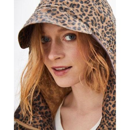 Regenjacke Leopard